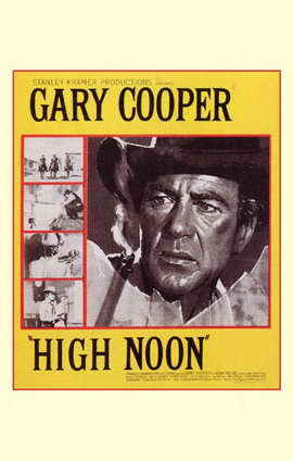 High Noon - 11 x 17 Movie Poster - Style C