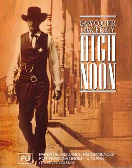 High Noon - 11 x 17 Movie Poster - Australian Style A