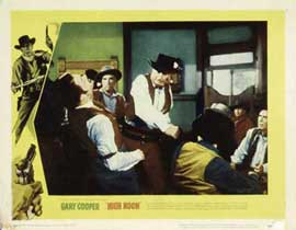 High Noon - 11 x 14 Movie Poster - Style B