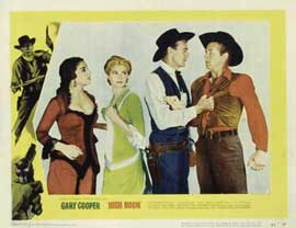 High Noon - 11 x 14 Movie Poster - Style E