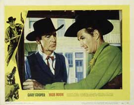 High Noon - 11 x 14 Movie Poster - Style G