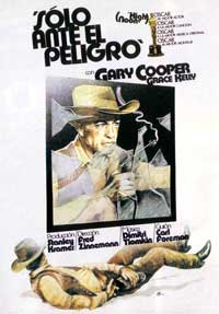 High Noon - 11 x 17 Movie Poster - Spanish Style C