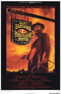 High Plains Drifter - 11 x 17 Movie Poster - Style A