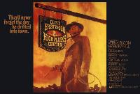 High Plains Drifter - 27 x 40 Movie Poster - Style C