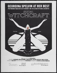 High Priestess of Sexual Witchcraft - 11 x 17 Movie Poster - Style A