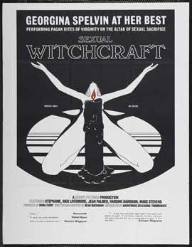 High Priestess of Sexual Witchcraft - 27 x 40 Movie Poster - Style A