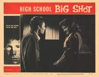 High School Big Shot - 11 x 14 Movie Poster - Style A