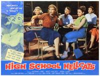 High School Hellcats - 11 x 14 Movie Poster - Style A