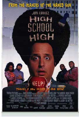 High School High - 11 x 17 Movie Poster - Style A