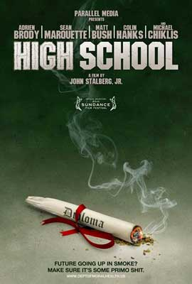 High School - 11 x 17 Movie Poster - Style A