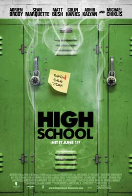 High School - 11 x 17 Movie Poster - Style C