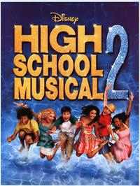 High School Musical 2 - 27 x 40 Movie Poster - Style A