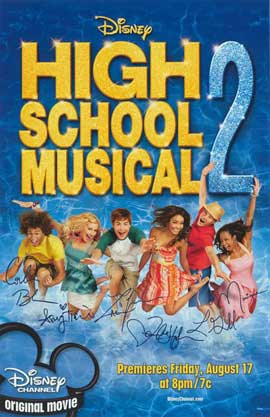 High School Musical 2 - 27 x 40 Movie Poster - Style B