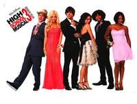 High School Musical 3: Senior Year - 27 x 40 Movie Poster - Style B