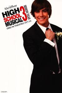 High School Musical 3: Senior Year - 27 x 40 Movie Poster - Style D
