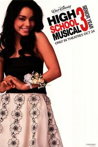 High School Musical 3: Senior Year - 27 x 40 Movie Poster - Style E
