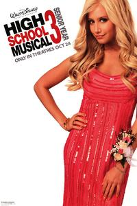 High School Musical 3: Senior Year - 27 x 40 Movie Poster - Style F