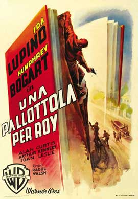 High Sierra - 11 x 17 Movie Poster - Italian Style C