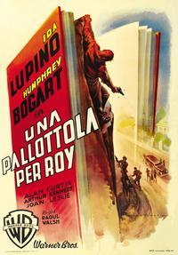 High Sierra - 27 x 40 Movie Poster - Italian Style C