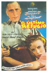 High Sierra - 11 x 17 Movie Poster - Spanish Style B