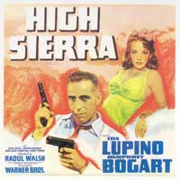 High Sierra - 30 x 30 Movie Poster - Style A
