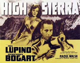 High Sierra - 11 x 14 Movie Poster - Style A