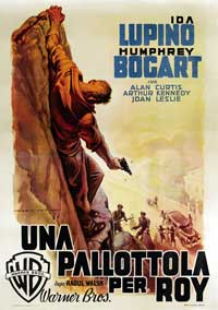 High Sierra - 43 x 62 Movie Poster - Italian Style A