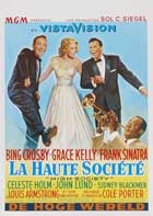 High Society - 11 x 17 Movie Poster - Belgian Style A