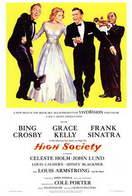 High Society - 27 x 40 Movie Poster - Style A