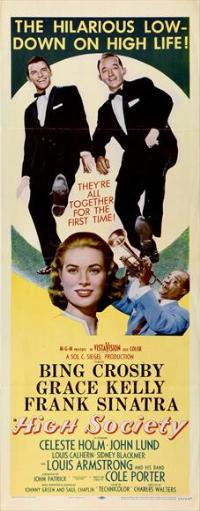 High Society - 14 x 36 Movie Poster - Insert Style A