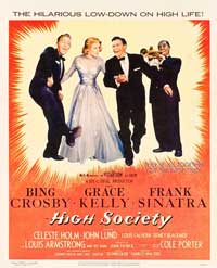 High Society - 11 x 17 Movie Poster - Style C
