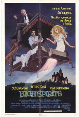 High Spirits - 11 x 17 Movie Poster - Style B
