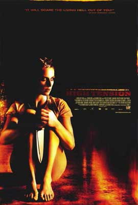 High Tension - 27 x 40 Movie Poster - Style A