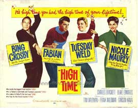 High Time - 11 x 14 Movie Poster - Style A