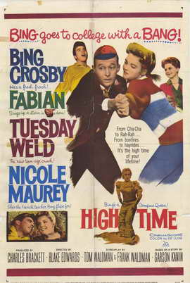 High Time - 11 x 17 Movie Poster - Style A