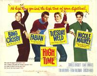 High Time - 22 x 28 Movie Poster - Half Sheet Style A