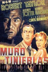 High Wall - 11 x 17 Movie Poster - Spanish Style A