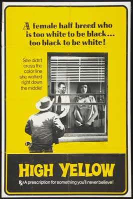 High Yellow - 27 x 40 Movie Poster - Style A
