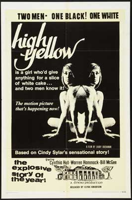 High Yellow - 27 x 40 Movie Poster - Style B