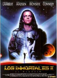 Highlander 2: The Quickening - 27 x 40 Movie Poster - Spanish Style A