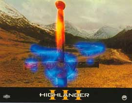 Highlander 3: The Final Dimension - 11 x 14 Poster French Style A