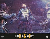 Highlander 3: The Final Dimension - 11 x 14 Poster French Style D