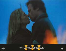 Highlander 3: The Final Dimension - 11 x 14 Poster French Style F