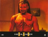 Highlander 3: The Final Dimension - 11 x 14 Poster French Style G