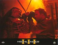 Highlander 3: The Final Dimension - 11 x 14 Poster French Style L