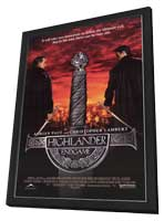 Highlander: Endgame - 27 x 40 Movie Poster - Style A - in Deluxe Wood Frame