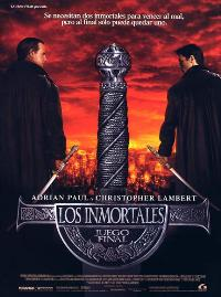 Highlander: Endgame - 27 x 40 Movie Poster - Spanish Style A