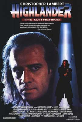 Highlander: The Gathering - 11 x 17 Movie Poster - Style A