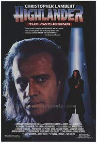 Highlander: The Gathering - 27 x 40 Movie Poster - Style A