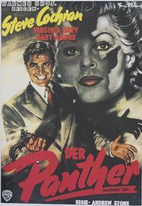 Highway 301 - 11 x 17 Movie Poster - German Style C